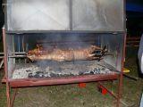 Naziv slike:pečeni vol