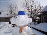 Naziv slike:najklempaviji snješko bijelić