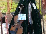 Naziv slike:do Stradivarijevije vijoline sa pet žica