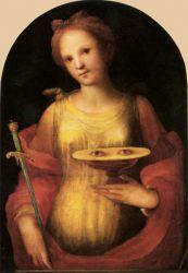 Sveta Lucija (Domenico di Pace Beccafumi)