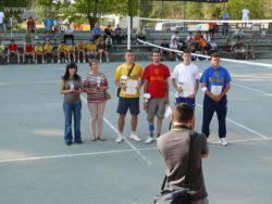 Memorijalni odbojkaški turnir Čarli-Žiri 2011